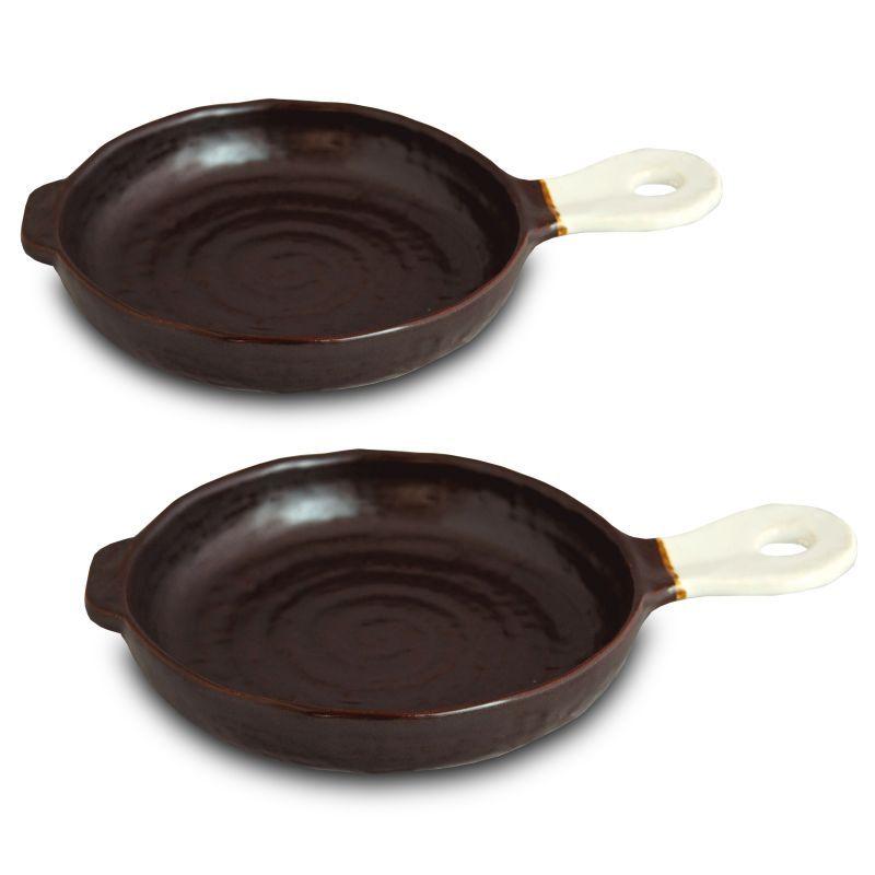 画像3: フライパン皿セット