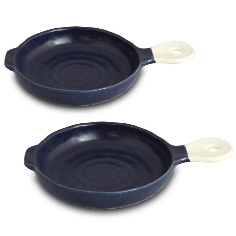 画像2: フライパン皿セット(2個入り)