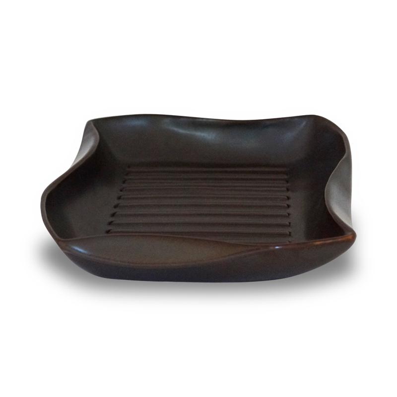 画像1: お手軽グリル皿