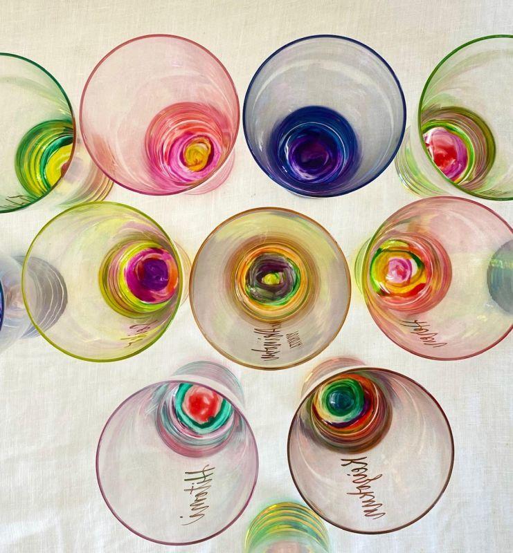 画像2: Oiwai glass