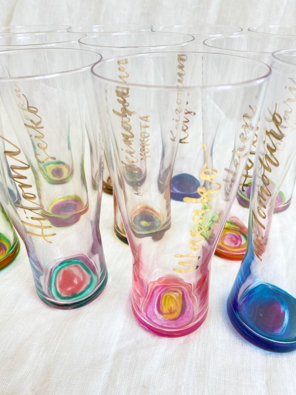 画像3: Oiwai glass